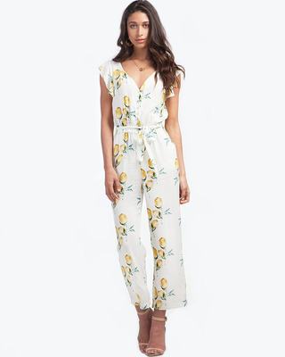 Lemon Life Jumpsuit