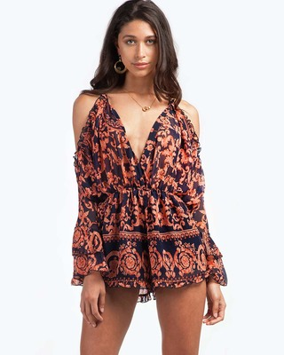 Hollywood Girl Playsuit