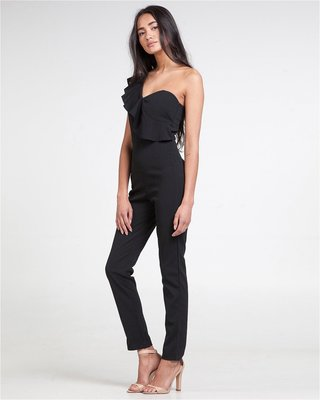 High Miles One Shoulder Jumpsuit